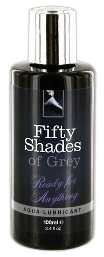 Fifty Shades of Grey Ready for Anything Aqua Lubricant 100 ml